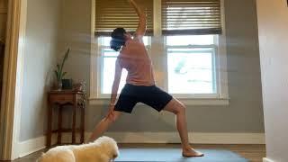 Yoga Week 2   2/13/21