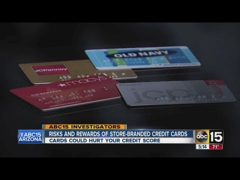 Are store-branded credit cards worth it?