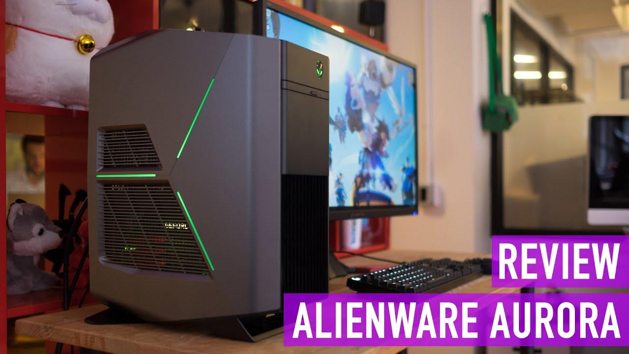 Alienware Aurora R5 review | TechRadar