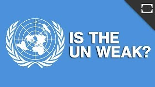 How Powerful Is The United Nations?(The UN is like the international babysitter, keeping a watchful eye and promoting international cooperation on pressing global issues. But when the UN was ..., 2014-07-25T13:00:12.000Z)