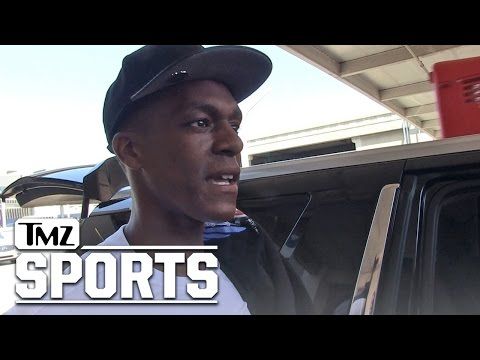 Rajon Rondo- Praises Teammate Dwyane Wade...We're Gonna Help Black Kids! | TMZ Sports
