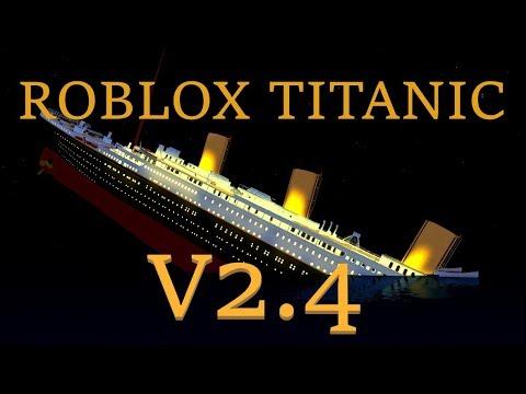 ROBLOX Titanic 2011 - Roblox