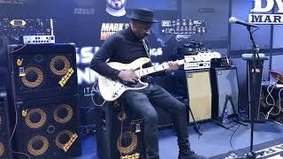 Marcus Miller NAMM 2019