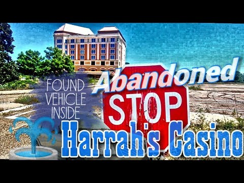 Abandoned South: Harrah's Casino Tunica Urbex