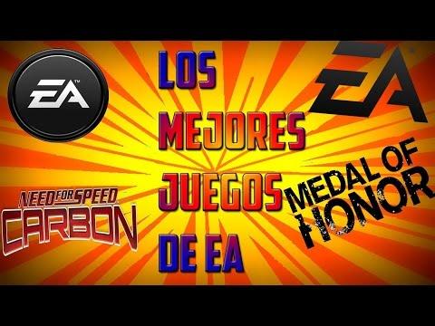 LOS MEJORES JUEGOS DE EA (Electronic Arts) - 2015