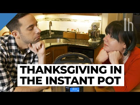 Angie Ward - Instant Pot Thanksgiving Meal?! YES YOU CAN!