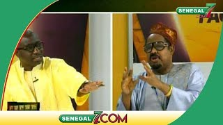 Ahmeth Khalifa Niasse à Pape Ngagne Ndiaye: