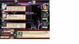Naruto Arena - مباراة ودية