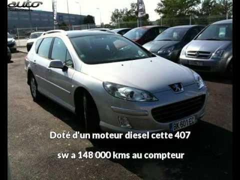 Peugeot 407 sw occasion visible à Colomiers présentée par Vl automobiles