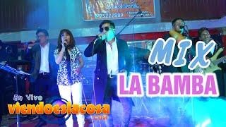 VIDEO: CUMBIA DEL RECUERDO (Mix La Bamba)