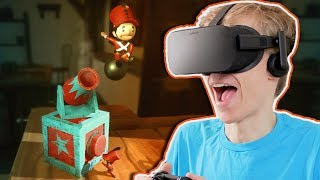 THE LEMMINGS OF VIRTUAL REALITY  | Tin Hearts VR (Oculus Rift + Touch Gameplay)