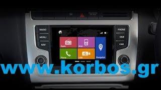 VW POLO GTI ΜΕ ΟΘΟΝΗ DYNAVIN N6-PLC www.korbos.gr