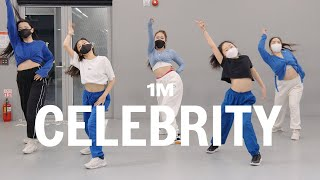 IU - Celebrity / Jane Kim Choreography