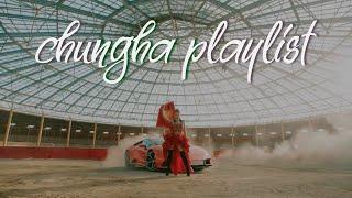 ‧₊ chung ha playlist ☾