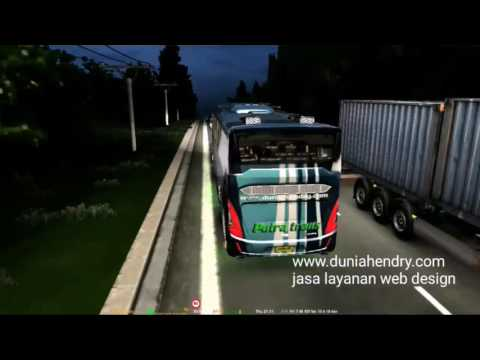 ETS2 | LAKSANA SR2 Putra Trans Tour Sumatra (ACEH - MEDAN)