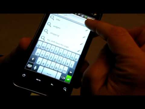 HTC EVO Shift 4G Smartphone - Quick-take Video Review - HotHardware