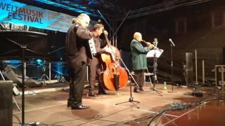 The Giora Feidman Trio: What A Wonderful World