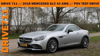 2018 Mercedes SLC 43 AMG // pov test drive & in depth review