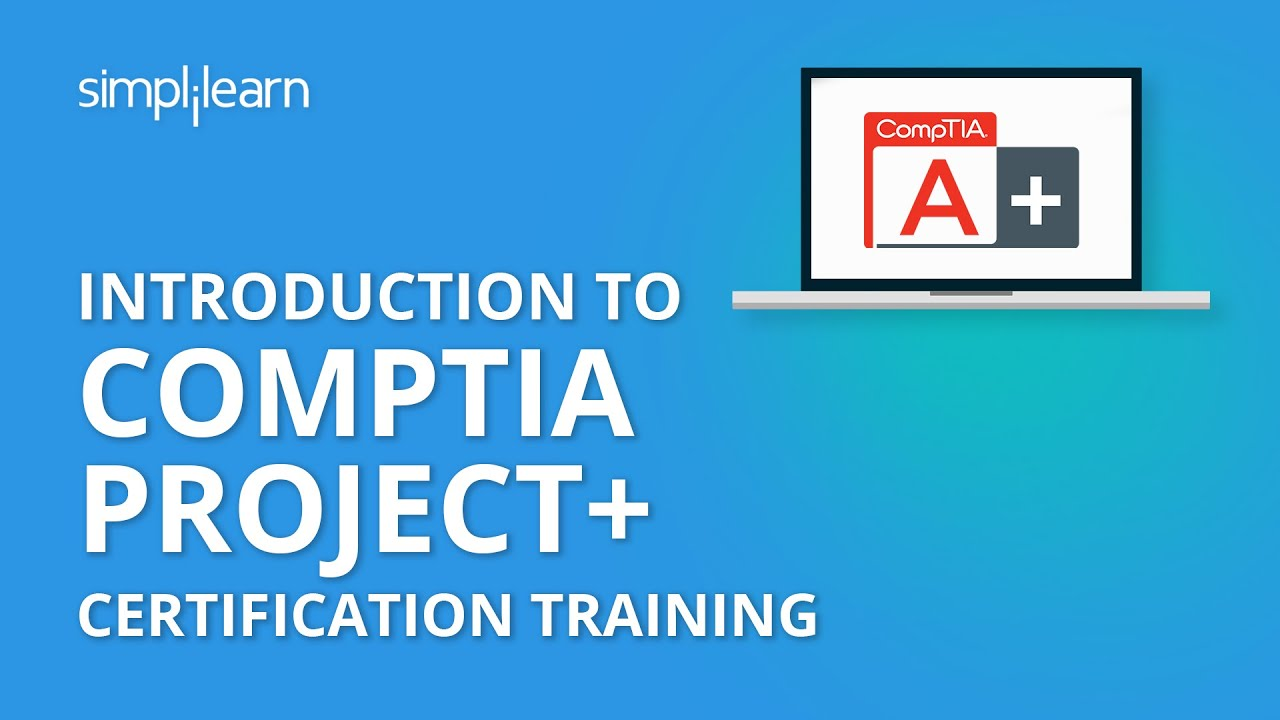 Introduction to comptia project certification training youtube introduction to comptia project certification training xflitez Image collections