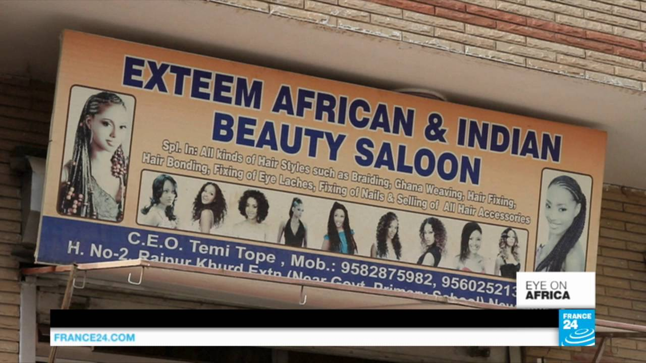 Anti African racism in India