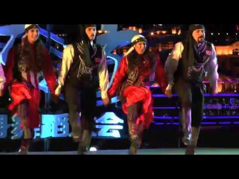 BEM Folk Dance Ensemble - Shanghai 2014 Karadeniz