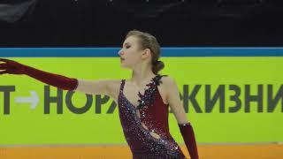 Дарья Усачёва КП II этап кубка России Москва 10 10 2020