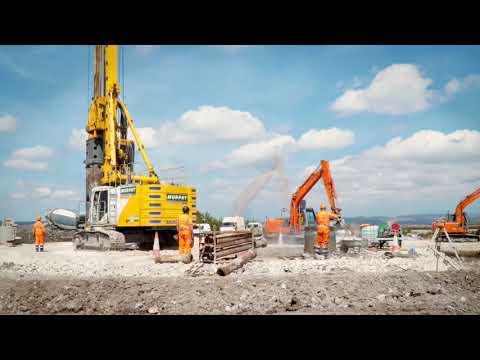 Murphy Ground Engineering  - Oweninny Wind Farm Piling HD