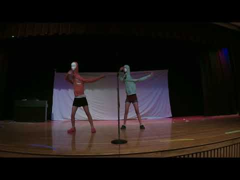 Leicester Middle School Talent Show 2018- Paige and Paiten