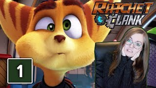 Ratchet and Clank PS4 Gameplay Walkthrough Part 1