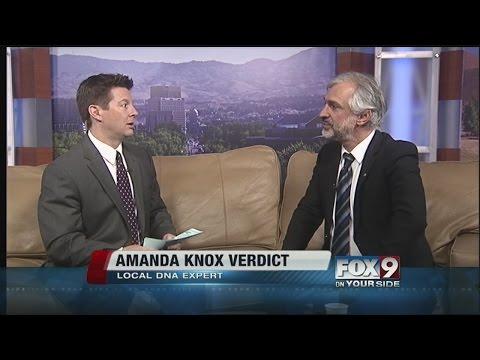 Greg Hampikian Interview - Amanda Knox Verdict - 3.27