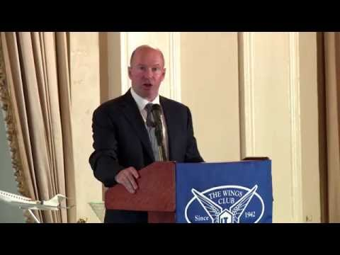 Alain Bellemare discusses innovation in the aerospace industry - The May 2016 Luncheon @ Wings Club