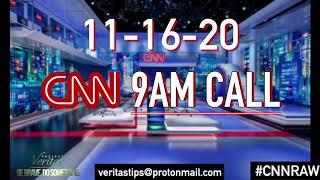 #CNNTAPES RAW 11-16-20