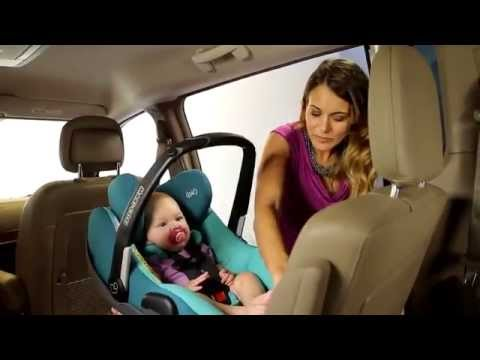 Maxi Cosi Prezi Car Seat - YouTube