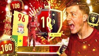 FIFA 19 : TOP 10 FUT CHAMPIONS REWARDS vs. GOLD 😱🔥