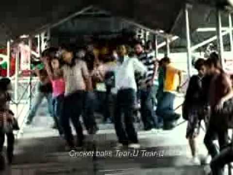 dhanush sachin original video song