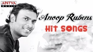 Anoop Rubens Telugu Latest Hit Songs || Jukebox