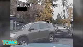 Pościg - Ostrzał Samochodu i Śmierć na Żywo