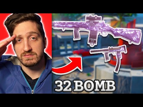 I played the most BROKEN loadout in COD Warzone! Type 63 and Mac 10 |