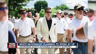White national extremist set to speak at University of Florida