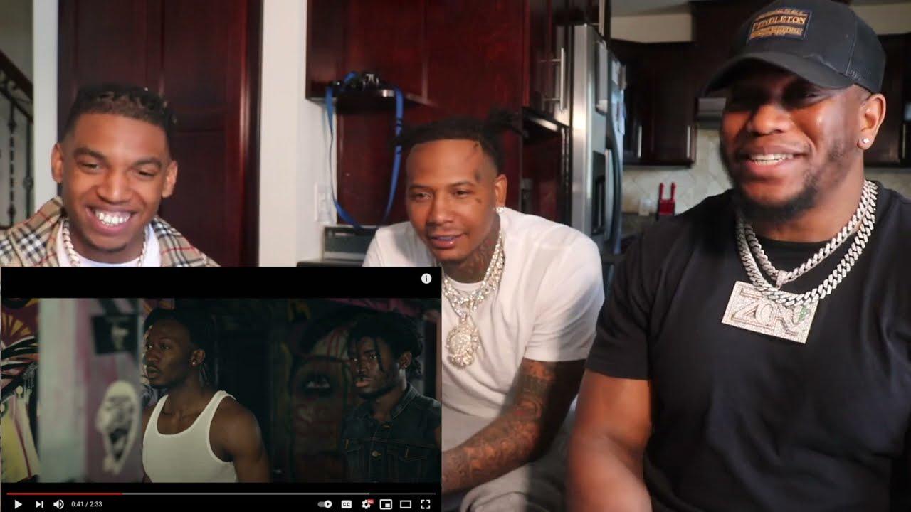 Download Moneybagg Yo - Shottas (Lala) (Official Music Video)- REACTION W/ MoneyBagg Yo