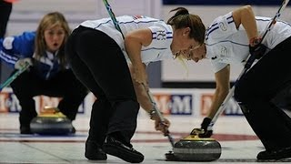 CURLING:World Women