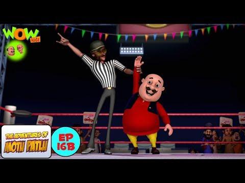 FWWE Fight - Motu Patlu in Hindi WITH...