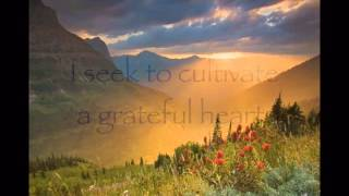 Gift of Life (Meditation by Rev. Alan Jones)