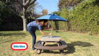 Endless Adventures® Fold 'n Store Picnic Table And Jr Table