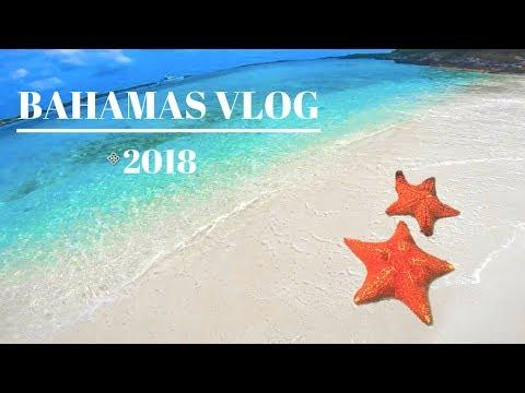 ♡ Nassau & Exuma, Bahamas Travel Diary Vlog ♡ swimming with pigs & feeding sharks!
