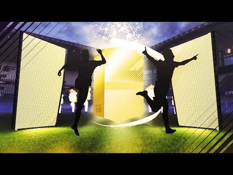 WALKOUT 90+! KARTA PTG! MNÓSTWO EKRANÓW! FIFA 18 ULTIMATE TEAM