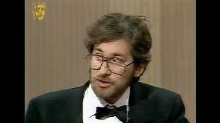 Steven Spielberg's Fellowship Acceptance Speech In 1986