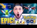 MY *BEST* POKEMON GO GEN 2 CAPTURES! (EPIC)