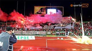 Ultras CSKA Sofia 06.04.2016 Stara Zagora away