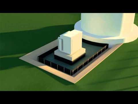 Albarrie-  Oil Blocker Plus - Pad Mount Transformer oil containment